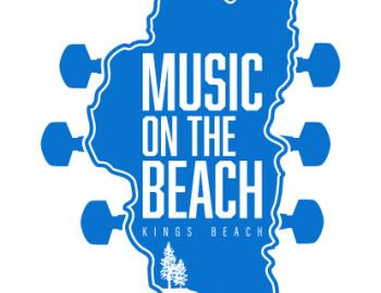 Music on the beach logo