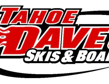 Tahoe Daves Ski and boots logo