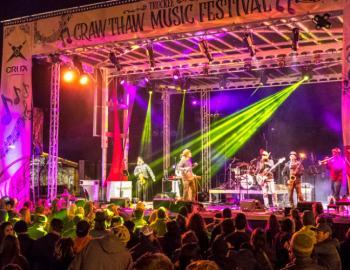 truckee craw thaw festival