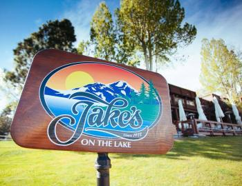 jakes restaurant sign