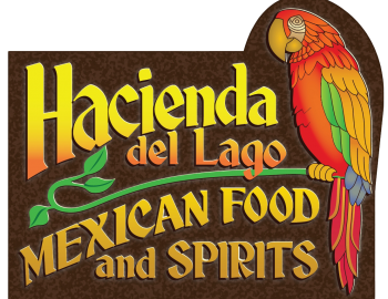 Hacienda sign from street