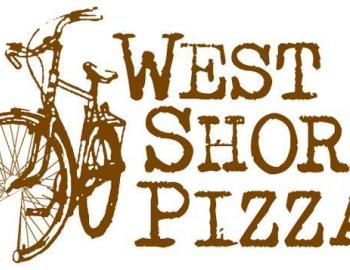 west shore pizza logo