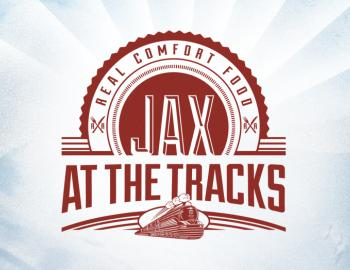jax on the tracks logo