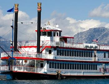 MS dixie boat on tahoe