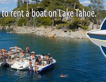 Outdoor Summer Activities | Tahoe Rental Company