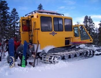large snowcat