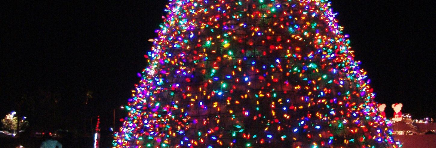 kings beach annual tree lighting and holiday party tahoe rental