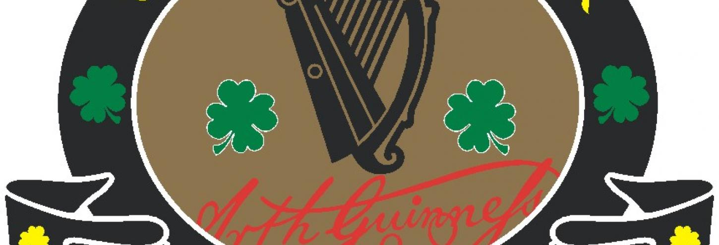 The Auld Dubliner logo or sign