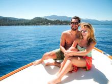 engagement lake tahoe, best spots to get engaged in california