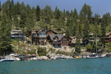 lakefront tahoe vacation rentals