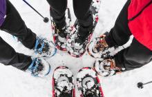 snowshoeing lake tahoe, snow shoeing lake tahoe, sierra snow showeing, lake tahoe winter activities